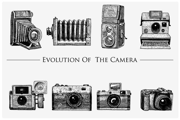 Sejarah dan perkembangan teknis lensa kamera fotografi