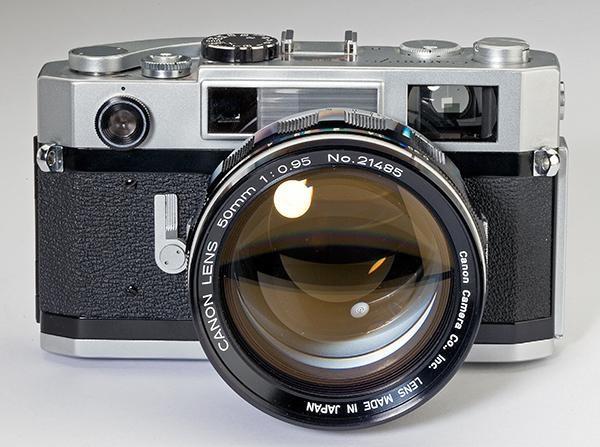 Sejarah Dan Fitur Pada Sebuah Kamera